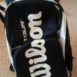 Рюкзак для большого тенниса. Фото 2. Хабаровск.