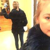 Шуба с кролика. Фото 1. Барнаул.