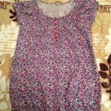 Блузка для беременной. Фото 1. Нижневартовск.