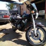 Мотоцикл в поряде. Фото 2.