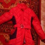 Куртка зимняя. Фото 1. Ленинск-Кузнецкий.