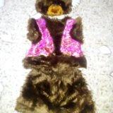 Новогодний костюм медвежонка. Фото 2. Тюмень.