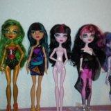 Monster high коллекция кукол. Фото 4. Екатеринбург.