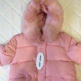 Новая куртка. Фото 3. Красненькая.