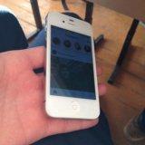 Iphone 4 s 32 gb white. Фото 1. Ульяновск.