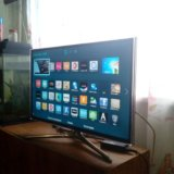 Телевизор samsung smart tv. Фото 1.