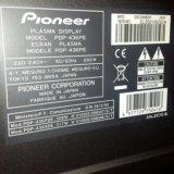 Телевизор плазма pioneer. Фото 3. Москва.