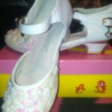 Туфли на девочку. Фото 1. Талнах.