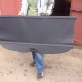 Шторка багажника kia sorento bl 06-09 (рестайл). Фото 1.