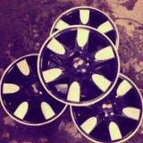 Красивые диски r14 4x100. Фото 4. Тверь.