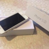 Iphone 5s 16g. Фото 3. Дмитров.