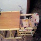 Стол для кормления. Фото 1. Рославль.