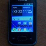 Samsung galaxy pocket. Фото 1.