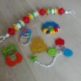 Погремушки,игрушки. Фото 1.