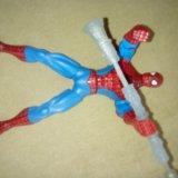 Игрушка человек паук. Фото 1.