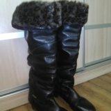 Сапоги зима,батфорты,размер 38;, ц .700 р. Фото 2.