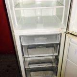 Холодильник индезит бу. Фото 4. Москва.