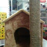 Домик для кошки. Фото 1.
