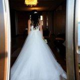 Продам свадебное платье. Фото 2. Самара.