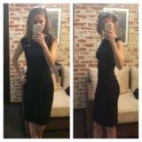 Новое платье футляр zara. Фото 1.