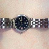 Мужские наручные часы с автоподзаводом orient. Фото 1.