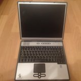 Раритетный ноутбук. Фото 1. Лобня.