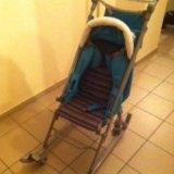 Санки-коляска geburt. Фото 2. Кольцово.