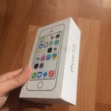 Коробка от iphone 5s. Фото 1.