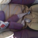 Автомобильное кресло. Фото 3.