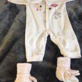 Детская пижама. Фото 1.