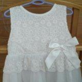 Платье для девочки 80 р. Фото 2.