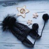 Детская шапочка. Фото 1.