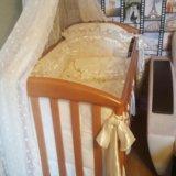 Кроватка детская джованни папалони. Фото 1.