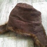 Норковая шапка ушанка. Фото 3. Таганрог.