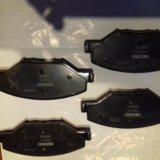 Тормозные колодки vw. Фото 2.