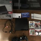 Playstation 3 slim. Фото 1.