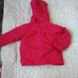 Куртка на девочку. Фото 1. Балашиха.