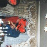 Набор ламбрикен и шторы. Фото 2.