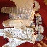 Вещи для мальчика до 6 мес. Фото 1. Новосибирск.