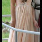 Платье в пол. Фото 2. Чебоксары.