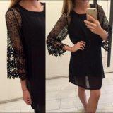 Новое чёрное платье. Фото 1. Москва.