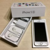 Iphone 5s/ 16gb / gold отличное состояние. Фото 1. Иркутск.