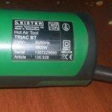 Срочно продам фен пром leister triac bt 136.938. Фото 1. Челябинск.