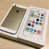Iphone 5s/ 16gb / gold отличное состояние. Фото 2. Иркутск.