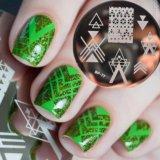 Штамп для дизайна ногтей. Фото 2. Ставрополь.