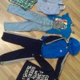Одежда 92-98 фирменная. Фото 1.