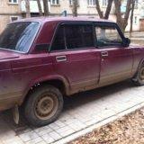 Ваз 2107 с газ.оборудованием. Фото 3. Астрахань.