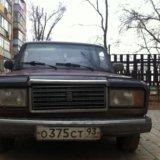 Ваз 2107 с газ.оборудованием. Фото 4. Астрахань.