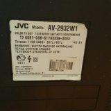Телевизор jvc. Фото 3.
