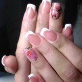 Маникюр,педикюр, наращивание ногтей,покрытие гель. Фото 4.